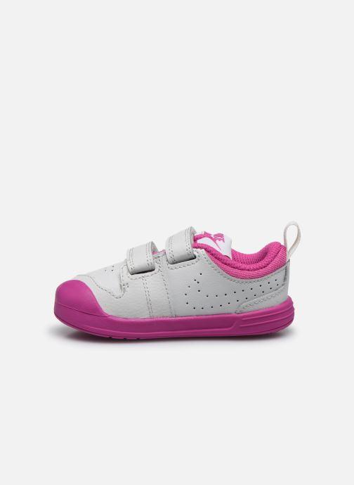 Sneakers Nike Nike Pico 5 (Tdv) Hvid se forfra