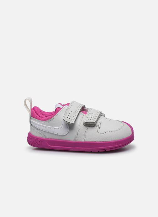 Sneakers Nike Nike Pico 5 (Tdv) Hvid se bagfra
