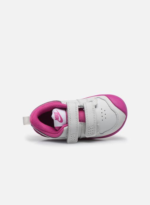 Sneakers Nike Nike Pico 5 (Tdv) Hvid se fra venstre