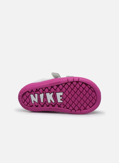 Sneakers Nike Nike Pico 5 (Tdv) Bianco immagine dall'alto