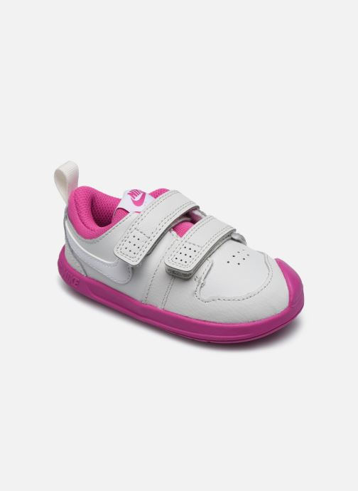 Sneakers Nike Nike Pico 5 (Tdv) Hvid detaljeret billede af skoene