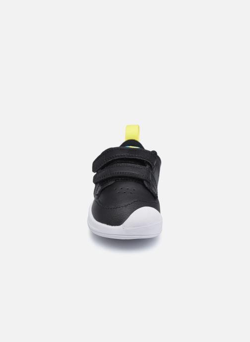 Sneaker Nike Nike Pico 5 (Tdv) schwarz schuhe getragen