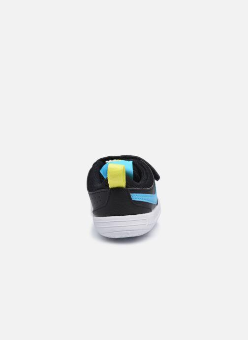 Sneaker Nike Nike Pico 5 (Tdv) schwarz ansicht von rechts