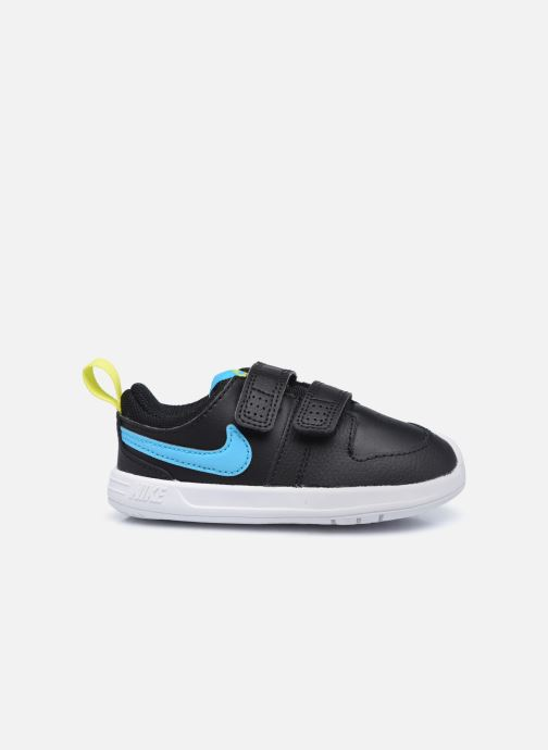 Sneaker Nike Nike Pico 5 (Tdv) schwarz ansicht von hinten