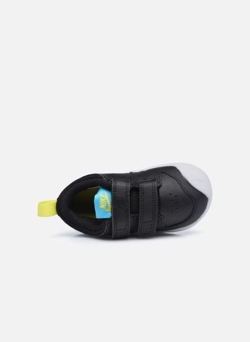 Sneaker Nike Nike Pico 5 (Tdv) schwarz ansicht von links
