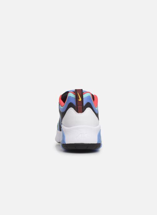 Baskets Nike Nike Air Max 200 (Gs) Bleu vue droite