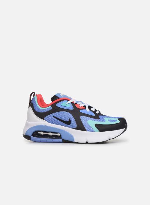 Baskets Nike Nike Air Max 200 (Gs) Bleu vue derrière