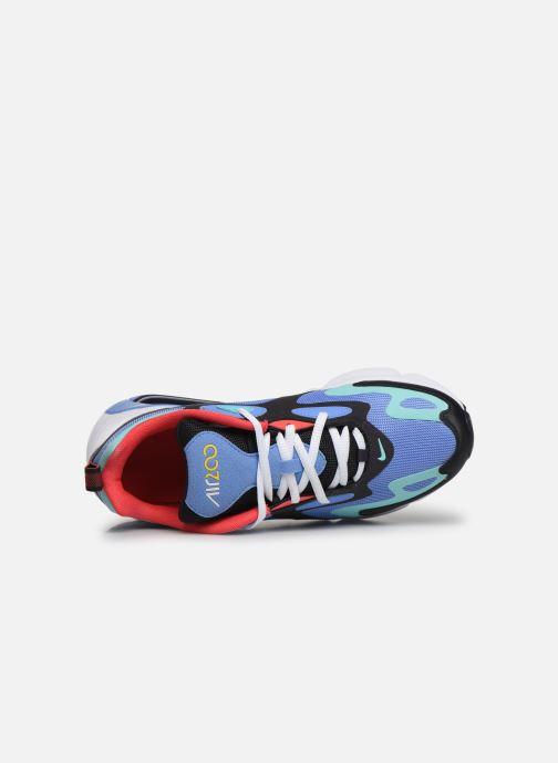 Baskets Nike Nike Air Max 200 (Gs) Bleu vue gauche