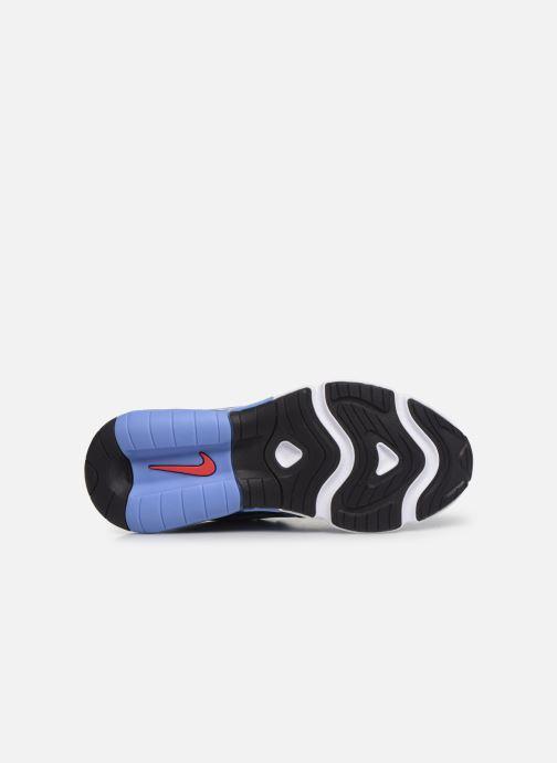 Baskets Nike Nike Air Max 200 (Gs) Bleu vue haut