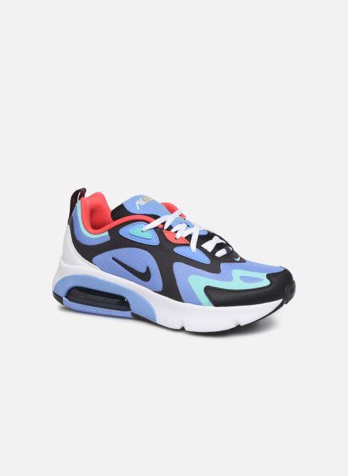 Sneakers Nike Nike Air Max 200 (Gs) Blå detaljeret billede af skoene
