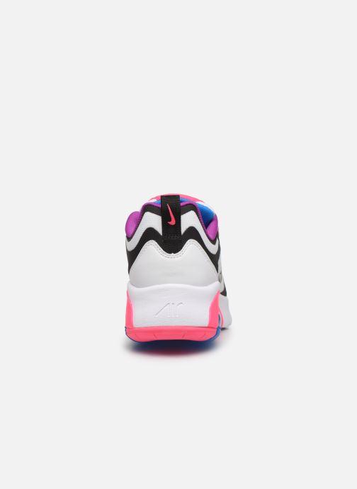 Nike Nike Air Max 200 (Gs) (Wit) Sneakers chez Sarenza