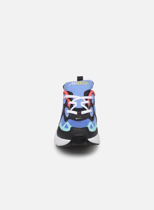 Deportivas Nike Nike Air Max 200 (Ps) Azul vista del modelo