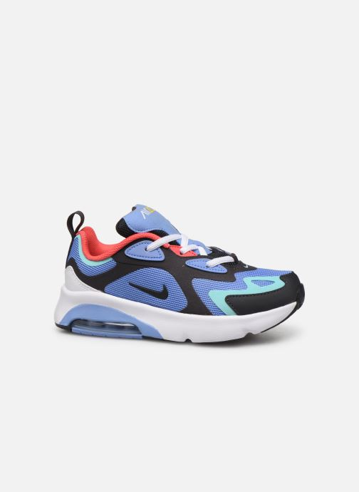 Deportivas Nike Nike Air Max 200 (Ps) Azul vistra trasera