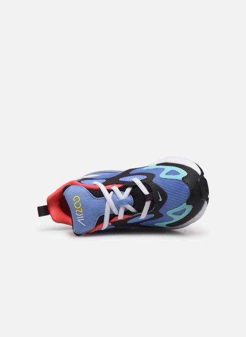 Deportivas Nike Nike Air Max 200 (Ps) Azul vista lateral izquierda