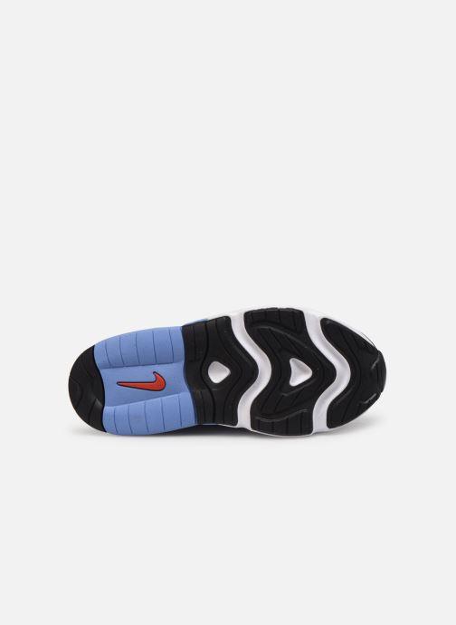 Deportivas Nike Nike Air Max 200 (Ps) Azul vista de arriba
