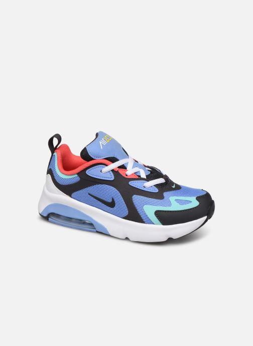 Deportivas Nike Nike Air Max 200 (Ps) Azul vista de detalle / par