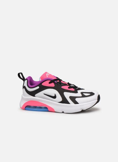 Baskets Nike Nike Air Max 200 (Ps) Blanc vue derrière