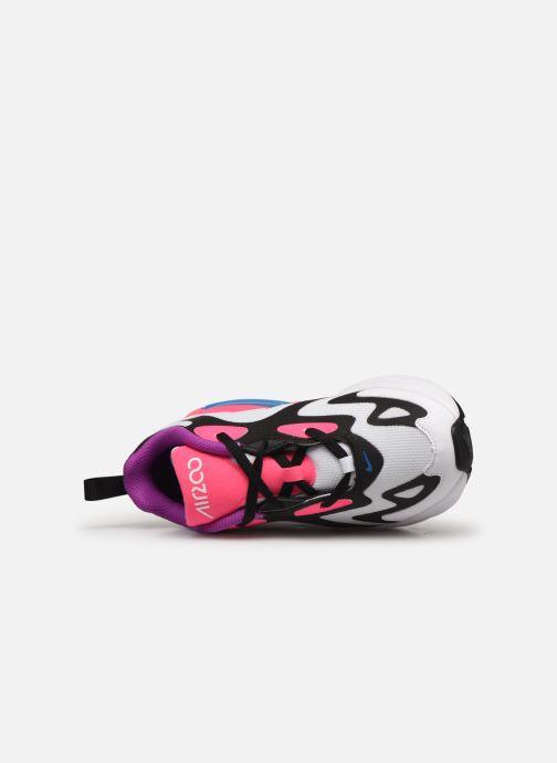 Baskets Nike Nike Air Max 200 (Ps) Blanc vue gauche