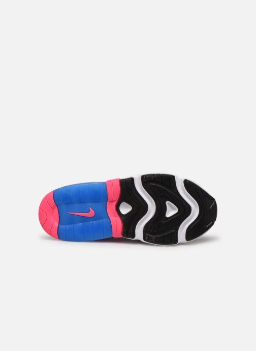 Baskets Nike Nike Air Max 200 (Ps) Blanc vue haut