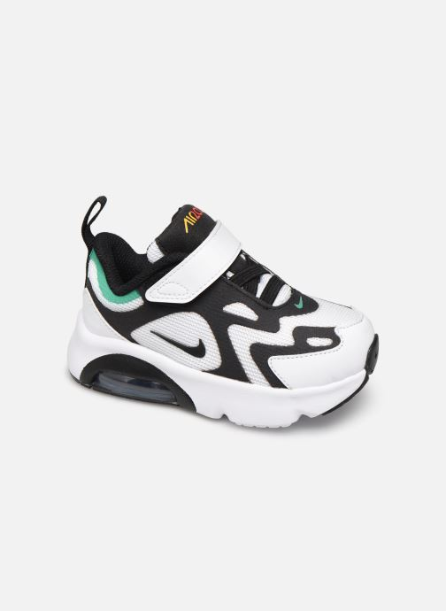 Sneakers Nike Nike Air Max 200 (Td) Vit detaljerad bild på paret