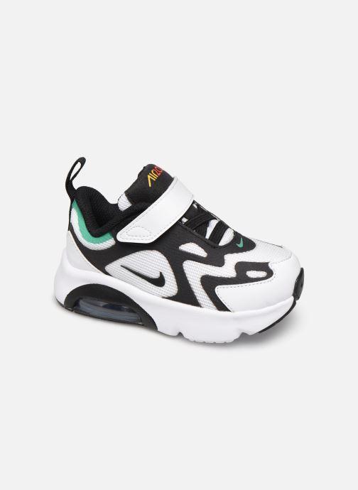 Baskets Nike Nike Air Max 200 (Td) Blanc vue détail/paire