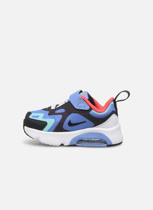 Deportivas Nike Nike Air Max 200 (Td) Azul vista de frente