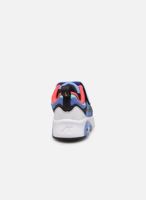 Deportivas Nike Nike Air Max 200 (Td) Azul vista lateral derecha