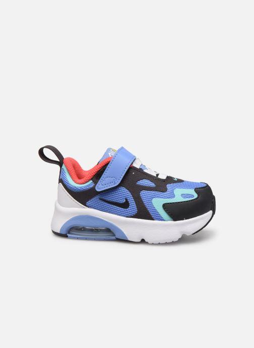 Deportivas Nike Nike Air Max 200 (Td) Azul vistra trasera