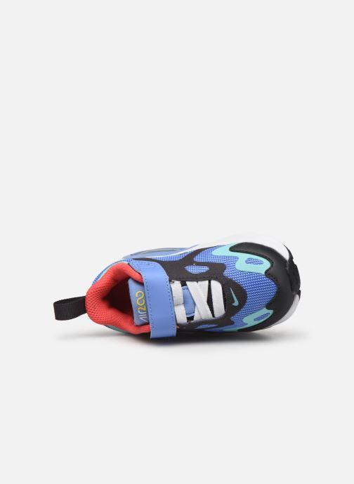 Baskets Nike Nike Air Max 200 (Td) Bleu vue gauche