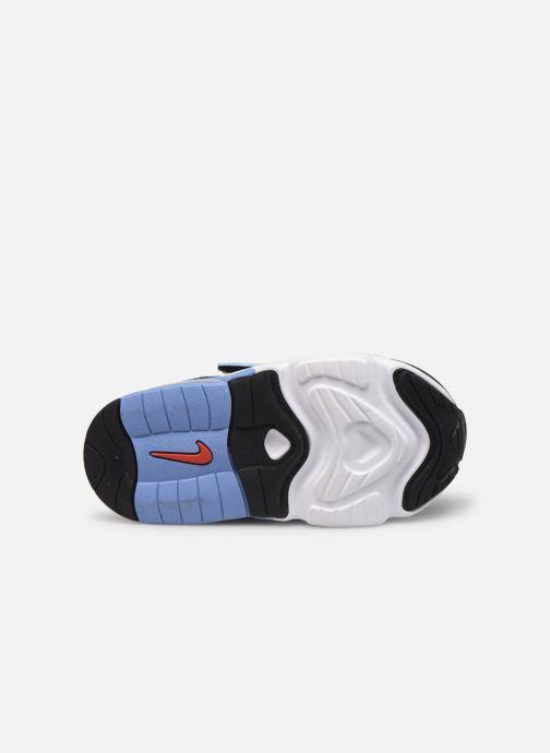 Baskets Nike Nike Air Max 200 (Td) Bleu vue haut