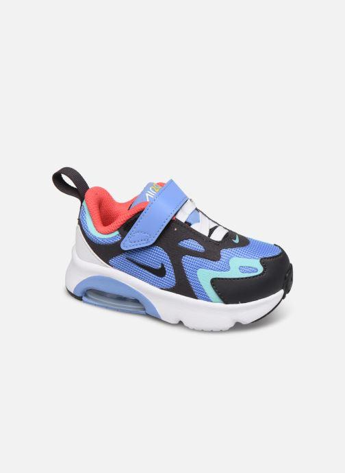 Baskets Nike Nike Air Max 200 (Td) Bleu vue détail/paire