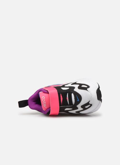 Baskets Nike Nike Air Max 200 (Td) Blanc vue gauche