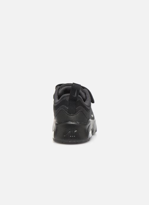 Deportivas Nike Nike Air Max 200 (Td) Negro vista lateral derecha