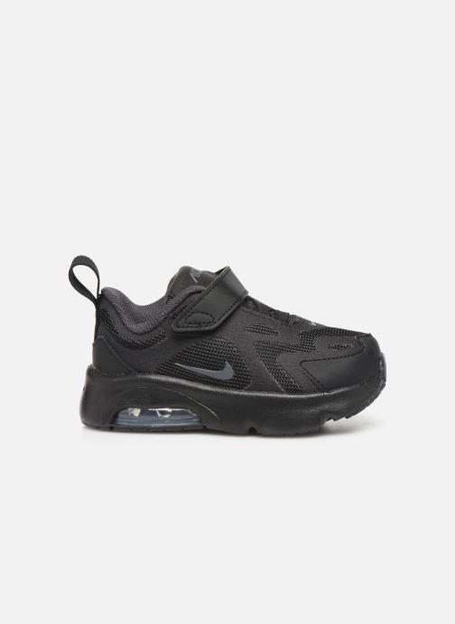 Deportivas Nike Nike Air Max 200 (Td) Negro vistra trasera