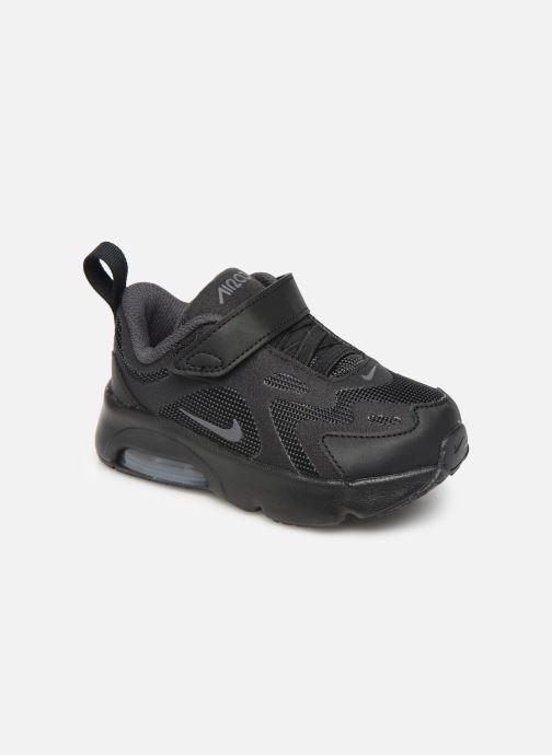 Nike Nike Air Max 200 (Td) (Nero) Sneakers chez Sarenza