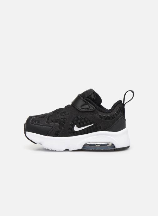 Sneakers Nike Nike Air Max 200 (Td) Zwart voorkant
