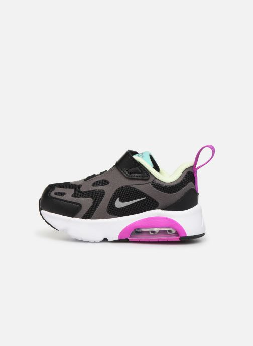 Baskets Nike Nike Air Max 200 (Td) Noir vue face