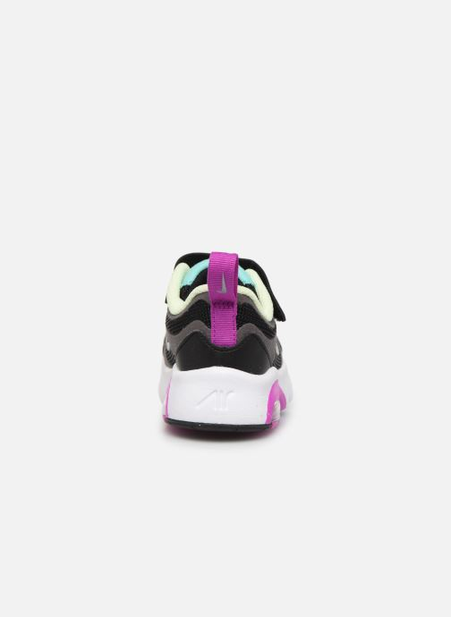 Sneakers Nike Nike Air Max 200 (Td) Nero immagine destra