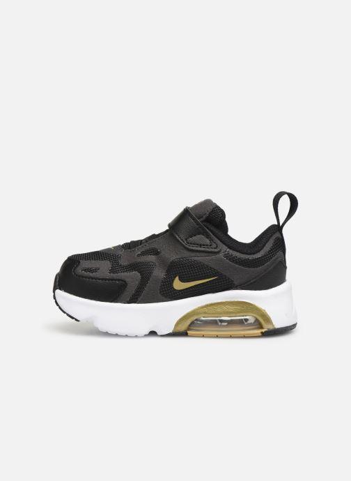 Baskets Nike Nike Air Max 200 (Td) Noir vue face