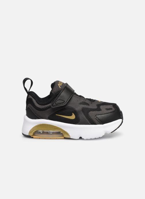 Sneaker Nike Nike Air Max 200 (Td) schwarz ansicht von hinten
