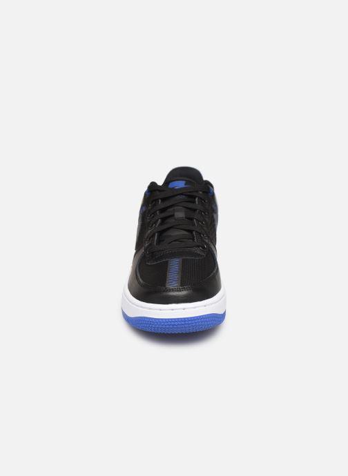 Baskets Nike Air Force 1 Lv8 1 (Gs) Noir vue portées chaussures