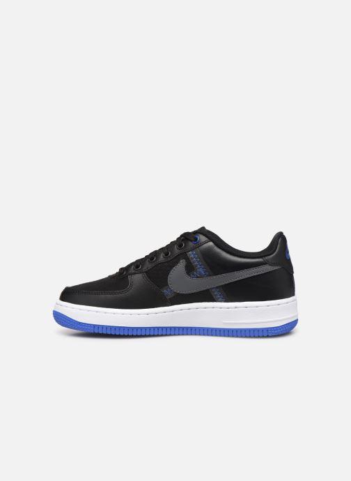 Baskets Nike Air Force 1 Lv8 1 (Gs) Noir vue face