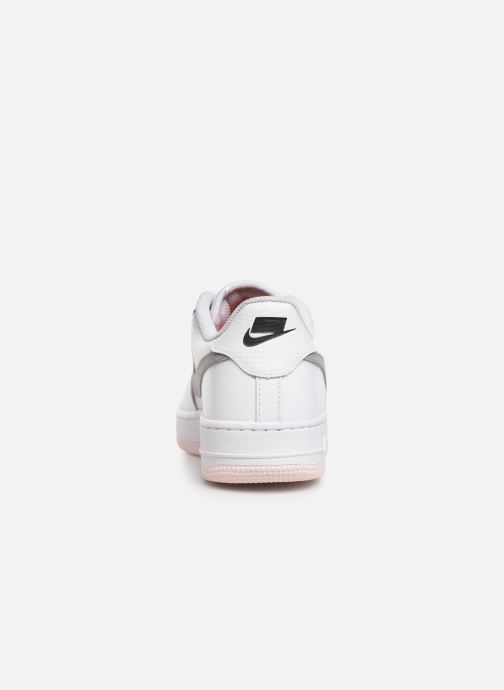 Sneakers Nike Air Force 1 Lv8 1 (Gs) Wit rechts