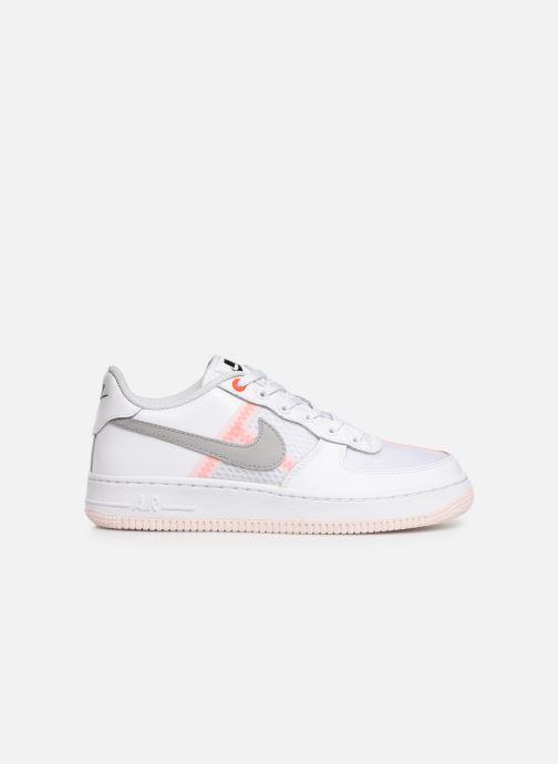 Baskets Nike Air Force 1 Lv8 1 (Gs) Blanc vue derrière