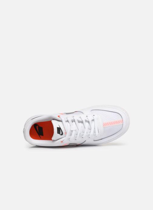 Baskets Nike Air Force 1 Lv8 1 (Gs) Blanc vue gauche