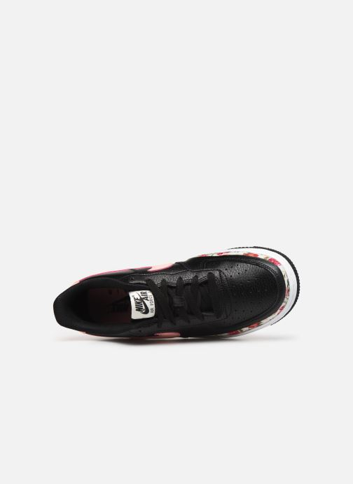 Sneakers Nike Air Force 1 Vf (Gs) Zwart boven