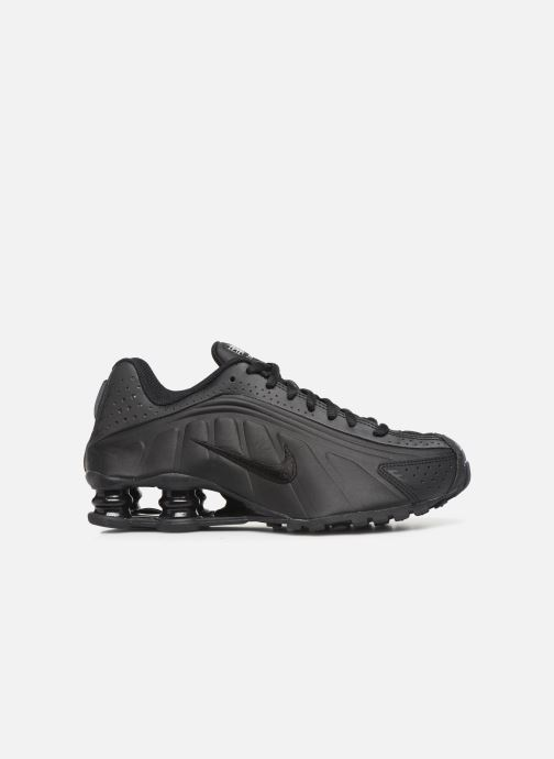 Sneakers Nike Nike Shox R4 (Gs) Svart bild från baksidan