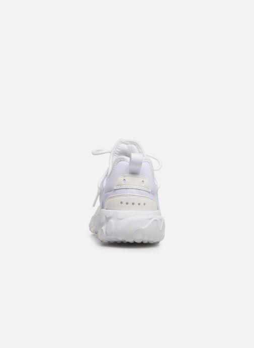 Sneaker Nike Nike React Presto (Gs) weiß ansicht von rechts