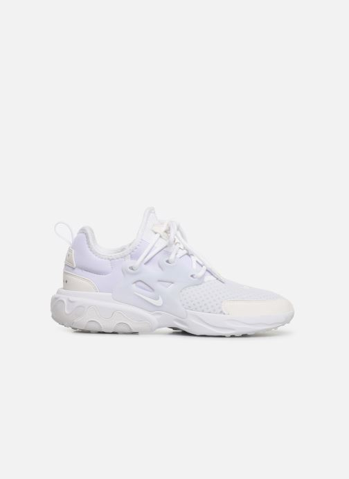 Sneakers Nike Nike React Presto (Gs) Hvid se bagfra
