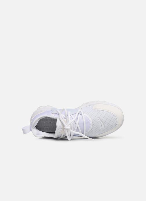 Sneaker Nike Nike React Presto (Gs) weiß ansicht von links